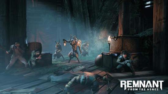 《遗迹:灰烬重生》将于8月20日发售,登陆PS4、Xbox One和PC平台。