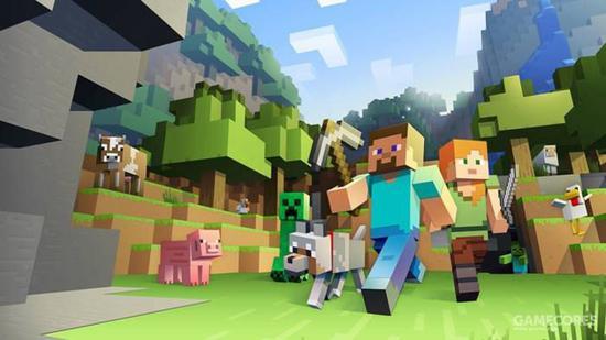 《Minecraft》这款游戏为何如此让人着迷?