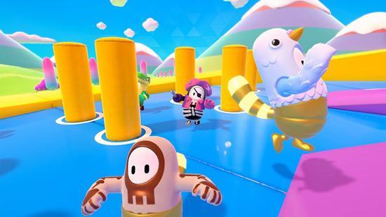 《【煜星平台网】《糖豆人》Steam周销榜三连冠,迅游加速助力流畅夺取皇冠》