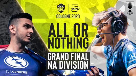 【天龙扑克】高歌一路终夺魁!EG击败Liquid获得ESL One科隆2020北美区冠军