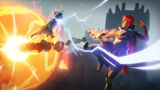 《【煜星代理平台】魔法吃鸡《Spellbreak》第一赛季上线,迅游加速器支持Epic下载更新加速》