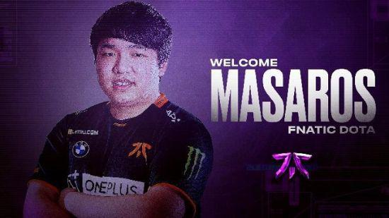 《【煜星平台网站】走出泰国 FNC官宣Masaros加入担任三号位》