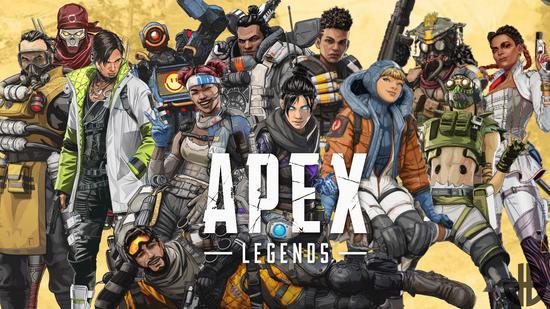 `Apex英雄`推出衍生漫画 将影响游戏内对话内容