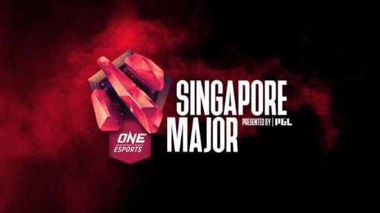 新加坡Major第2日:VG跻身8强 Aster憾然离场