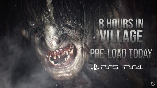 《生化危机8:村庄》PS4/PS5Demo今日可以开始预载