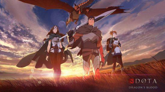 官方宣布`龙之血`第2季正于制作中