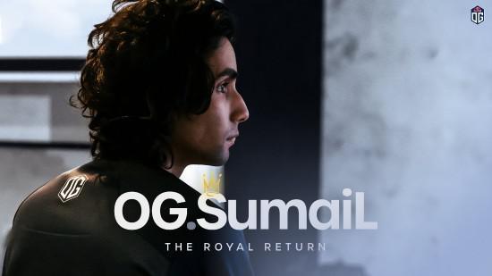 `Dota2`OG战队官宣:天才少.SumaiL回归加盟