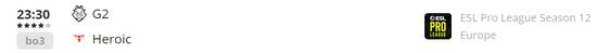 《【煜星平台网站】EPL S12:三英战吕布 Vitality遭让一追二》