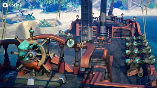 《【煜星平台网站】盗贼之海怎么解锁传奇海盗?Golink免费加速器为玩家助力》
