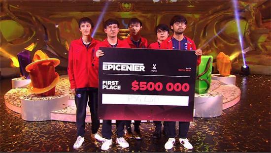 1力克Liquid问鼎DOTA2震中杯冠军
