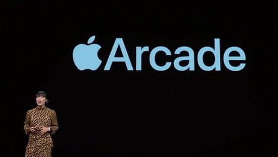 苹果推出Apple Arcade游戏订阅服务