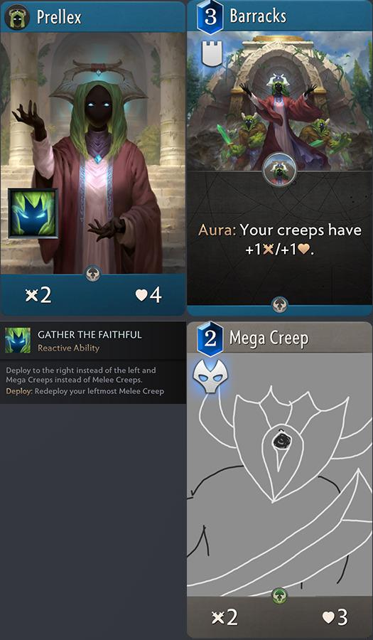 【天龙扑克】《Artifact》英雄、物品重做内容介绍:斧王难回主宰地位