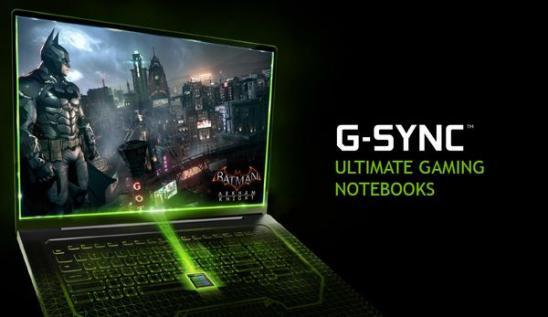 使用高刷新率G-SYNC显示屏带来更好的视觉体验