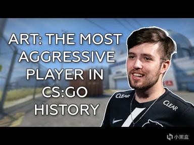 巴西热浪!数据证明CS:GO历史上最激进的选手——aRT