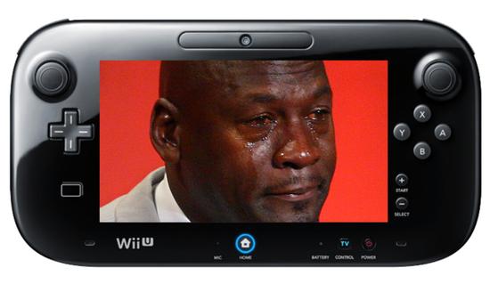 WiiU的内容和形式就不是很匹配