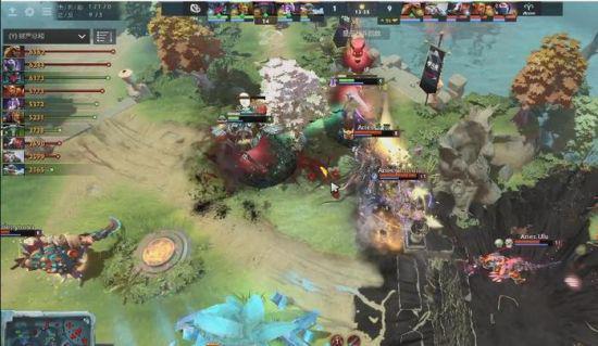 FDC S3:虚灵波浪取胜局 Aries战胜VG