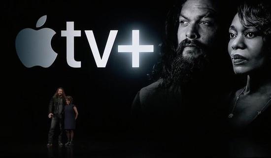 苹果发布Apple TV+原创视频服务