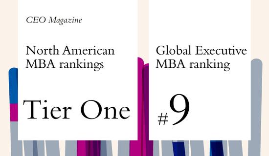 霍特国际商学院连续5年被《CEO》杂志全球MBA排行榜评为一级商学院