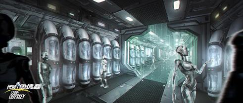 悠米互娱基于SpatialOS技术打造的开放世界科幻MMO2.0