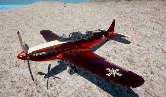 看来空战游戏也是游乐场的一大乐趣了
