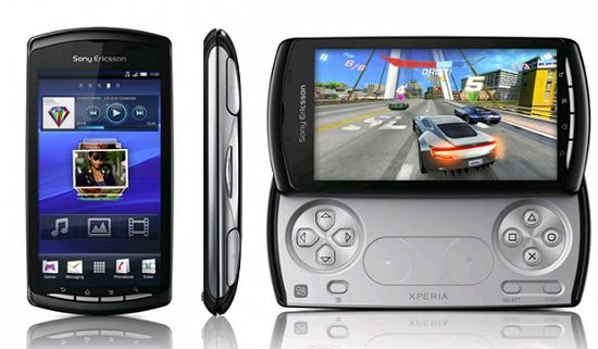 索尼PSP游戏手机