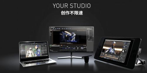 NVIDIA Studio构建起更完善的创作者生态
