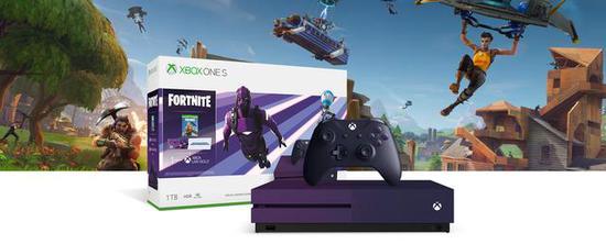 微软开启Xbox大型特卖运动 紫色XB1S正式上市