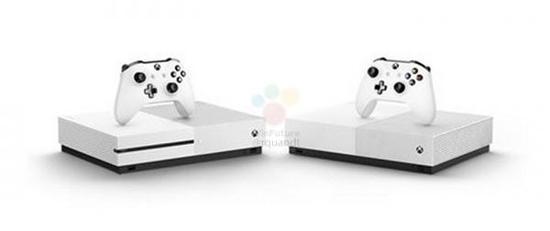 微软Xbox One S无光驱版支持4K HDR,1TB硬盘版的价格是人民币1742元
