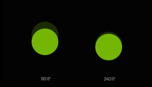 模拟重影效果的弹跳球动画
