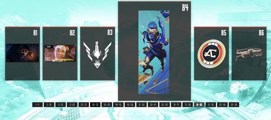 【天龙扑克】《Apex英雄》赛季8战斗通行证预告 超百款道具