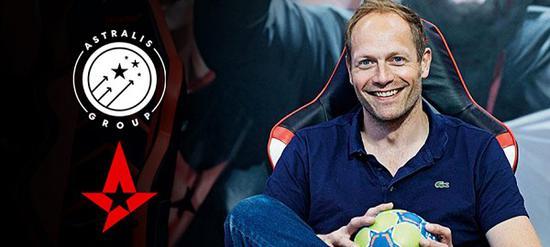 Astralis的体育总监Kasper Hvidt