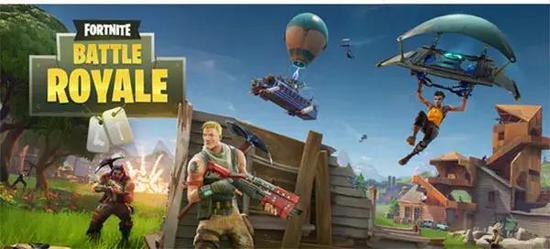 《堡垒之夜》是一款第三人称射击游戏分为两种游戏模式。