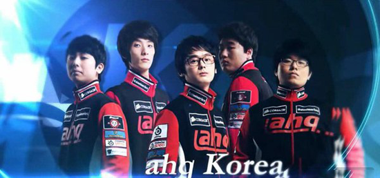 AHQ KOREA