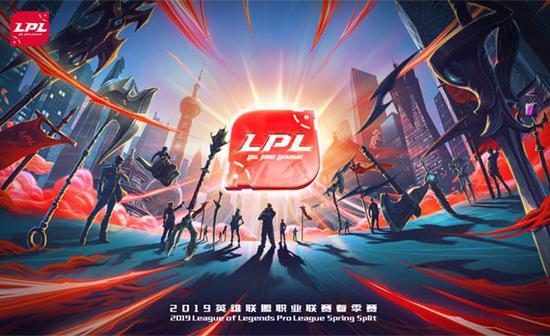图1:1月14日2019年LPL春季赛正式开赛