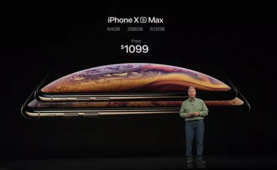 焦点2、苹果iPhoneXs系列支持双卡双待