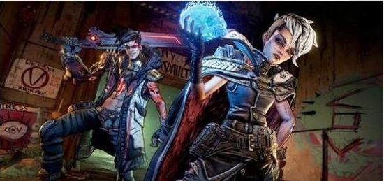 《无主之地3》:全新的混斗模式 以及人性化的细节