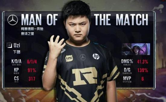 在RNG赢下这场比赛后,也引起了广大网友们的热议: