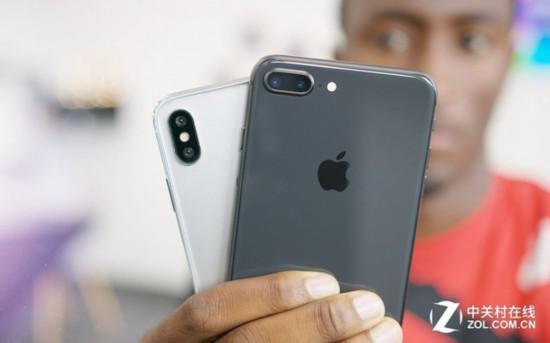 2018年新iPhone将依旧主推LCD机型