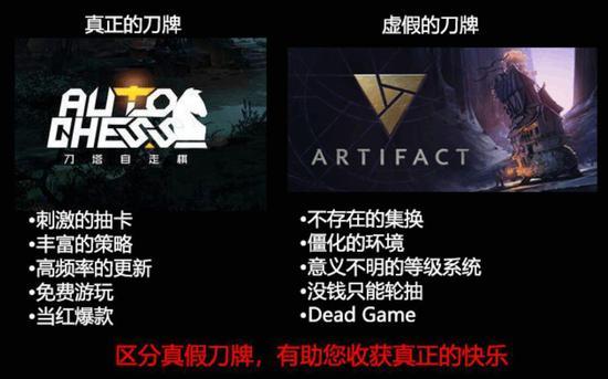玩家对Artifact的调侃