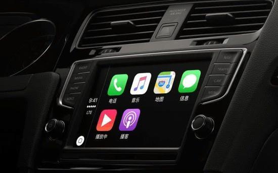苹果未来或将着力于无人驾驶软件开发
