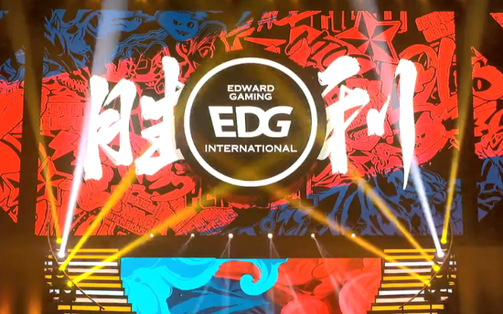 EDG上演惊天大翻盘,2:1击败JDG挺进下一轮