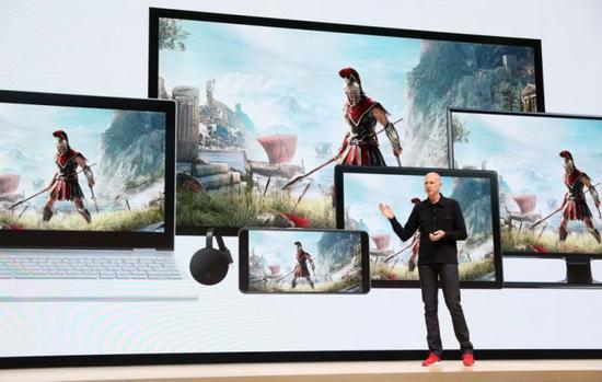 谷歌的一小步,会是游戏产业的一大步吗?