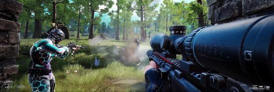 游戏目前正在ALPHA测试阶段,未来将在Steam上发行,但具体时间还未确定。