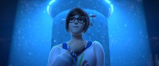 小美,来自中国的气候科学家,是游戏中人气颇高的女性角色之一。