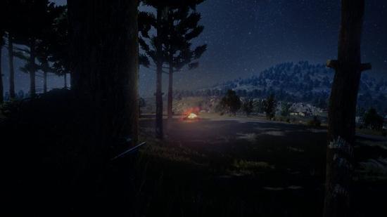 黑夜模式的概念图