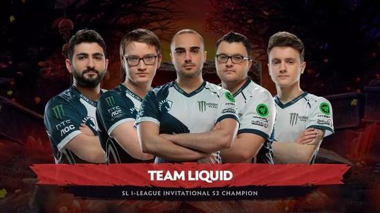 上个赛季的SL I联赛,liquid拿到了冠军