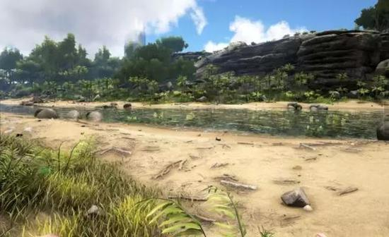 游戏引擎:虚幻4