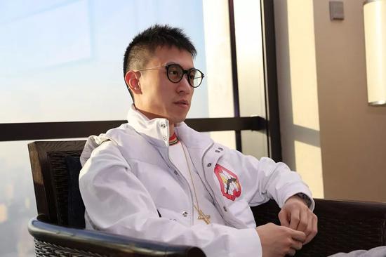 上海奋荣投资集团董事长兼CEO秦奋