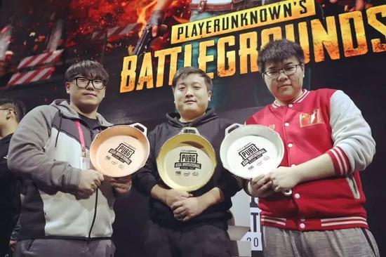 在Gstar上勇夺冠军的中国选手