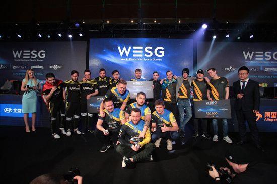 今年的WESG欧洲区总决赛就是在巴塞罗那举办